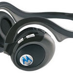 Motorola - Bluetooth Stereo Headphones