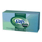 Puffs Plus with the Scent of Vicks Facial Tissue