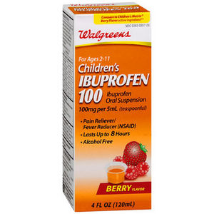 Walgreens Children's Ibuprofen