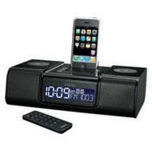 iHome iP9BR Clock Clock Radio for iPhone / iPod
