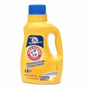 Arm & Hammer Liquid Laundry Detergent - Clean Burst