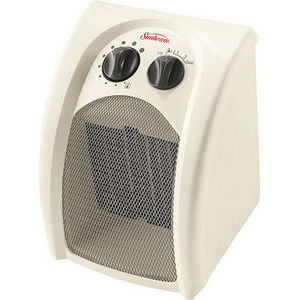 Sunbeam Portable Compact Ceramic Heater SCH160