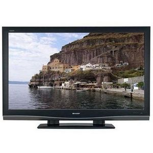 Sharp AQUOS in. HDTV TV