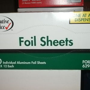 Executive Choice Pop-Up Foil Sheets