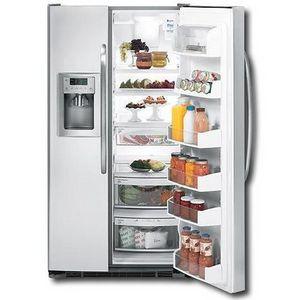 GE Side-by-Side Refrigerator GSHL5KGXLS