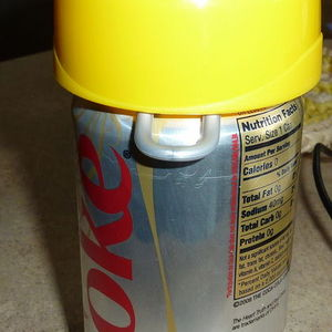 Compac Industries Quick Top Can Cap