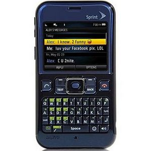 Sanyo - SCP-2700 Cell Phone
