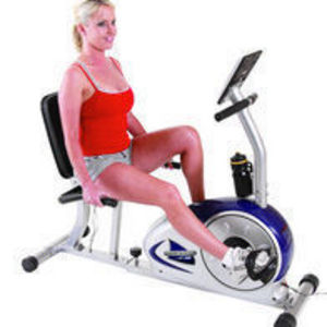 Body Champ Recumbent Bike -