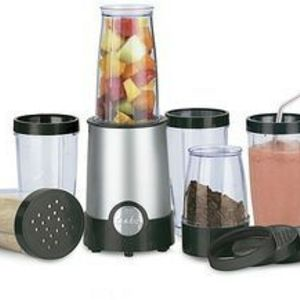Cooks 5-in-1 Power Blender with Attachment