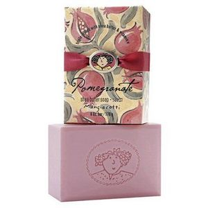 Mangiacotti Pomegranate Shea Butter Soap