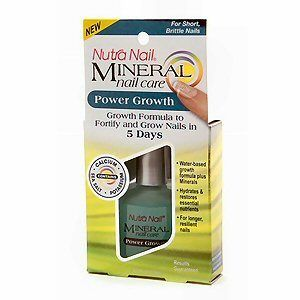 Nutra Nail Mineral Collection Power Growth