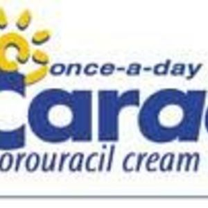 Carac fluorouracil cream