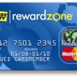 HSBC Bank - Best Buy Reward Zone MasterCard