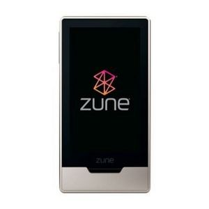 Microsoft Zune HD Platinum (32 GB) MP3 Player