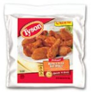 Tyson Buffalo Anytizers Wings