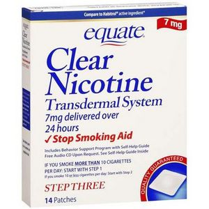 how to get nicotine out of your body