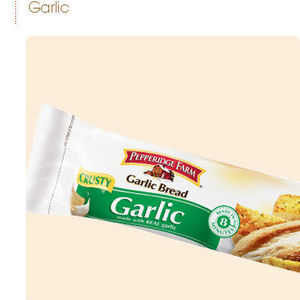 Pepperidge Farm Frozen Garlic Bread