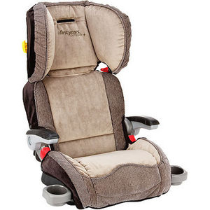 The First Years Compass Folding Booster Car Seat