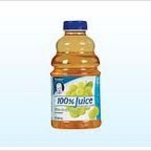 Gerber 100% Juice White Grape Juice