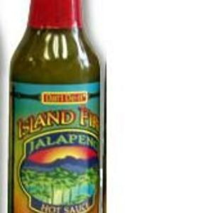 Dat'l Do-it Island Fire Jalapeno Hot Sauce