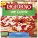 DiGiorno 200 Calorie Portions Pizza