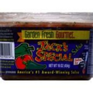 Jack's Special Salsa in Medium Hot