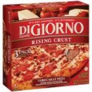 DiGiorno Rising Crust Three Meat Pizza