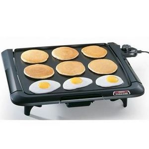 Presto Cool Touch Tilt'nDrain Griddle