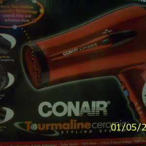 Con Air Tourmaline ceramic styling system