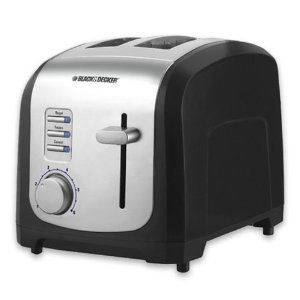 Black & Decker 2-Slice Toaster