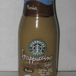 Starbucks - Mocha Lite Bottled Frappuccino