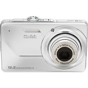 Kodak - Easyshare M341 12.2MP Digital Camera with 3x Optical Zoom and 2.7-inch LCD (Orchid) Digital Camera