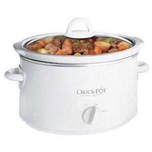 Crock-Pot 4-Quart Oval Slow Cooker