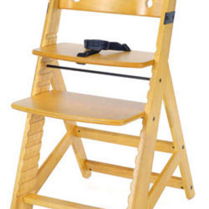 Keekaroo Height Right Toddler Wood High Chair