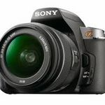 Sony - Alpha DSLR-A330L with 18-55mm lens Digital Camera
