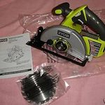 Ryobi P503 18 Volt  Cordless Circular Saw