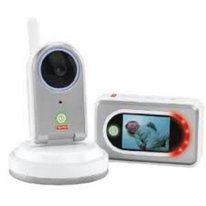 Fisher-Price Take-Along Cam Digital Video Baby Monitor