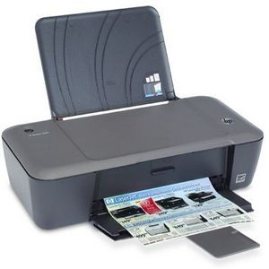 HP Deskjet 1000C InkJet Printer