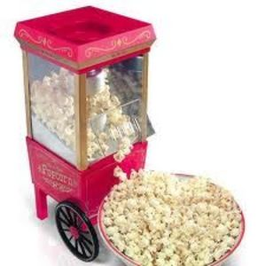 Nostalgia Electrics Movietime Popcorn Popper