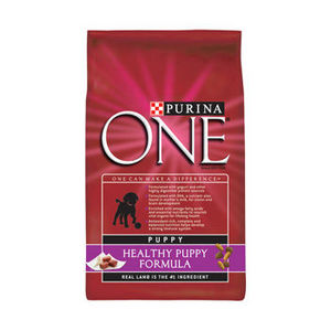 Purina ONE Healthy Puppy Lamb and Rice Dry Food