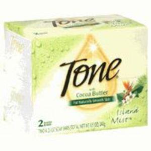 Tone Island Mist 2-pk Bar Soap (w/ Cocoa Butter)
