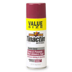 Tinactin Antifungal Aerosol Deodorant Powder Spray