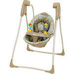 Graco Swyngomatic Compact Infant Swing