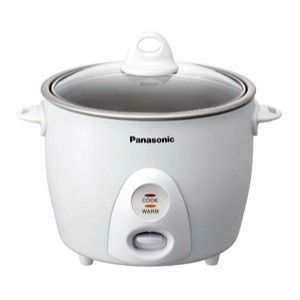 Panasonic SR-G10G 5.5-Cup Rice Cooker