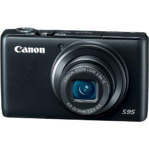 Canon - Powershot S90 Digital Camera