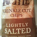 Kettle Brand - Lightly Salted Krinkle Cut Chips