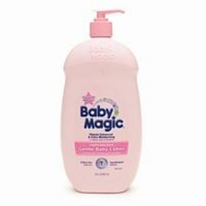 Baby Magic Gentle Baby Lotion, Baby Scent