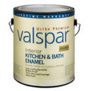 Valspar Ultra Premium Kitchen and Bath Paint