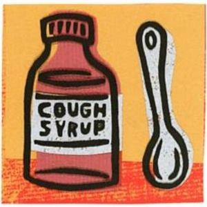 Cheratussin/Robitussin/Brontex, etc. Codeine and Guaifenesin Cough Syrups