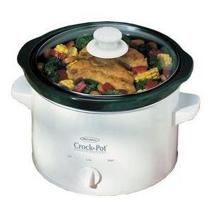 Rival 2.5-Quart Slow Cooker